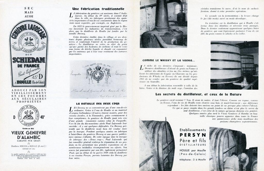 "Revue ""Inter Magazine"" 1967"
